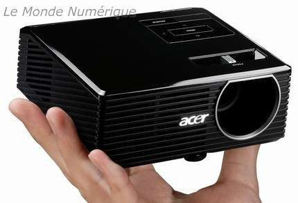 meilleur mini videoprojecteur acer 2019 avis test comparatif. Black Bedroom Furniture Sets. Home Design Ideas