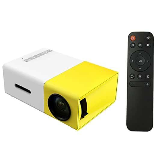 ▷ Meilleur Mini videoprojecteur Docooler  • Test • Avis • Comparatif ▷ TOP 10!