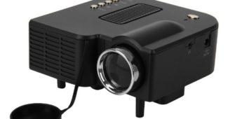 Mini videoprojecteur Excelvan