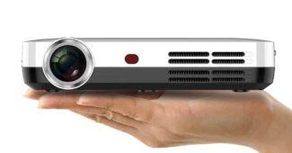 Mini videoprojecteur Foxcesd