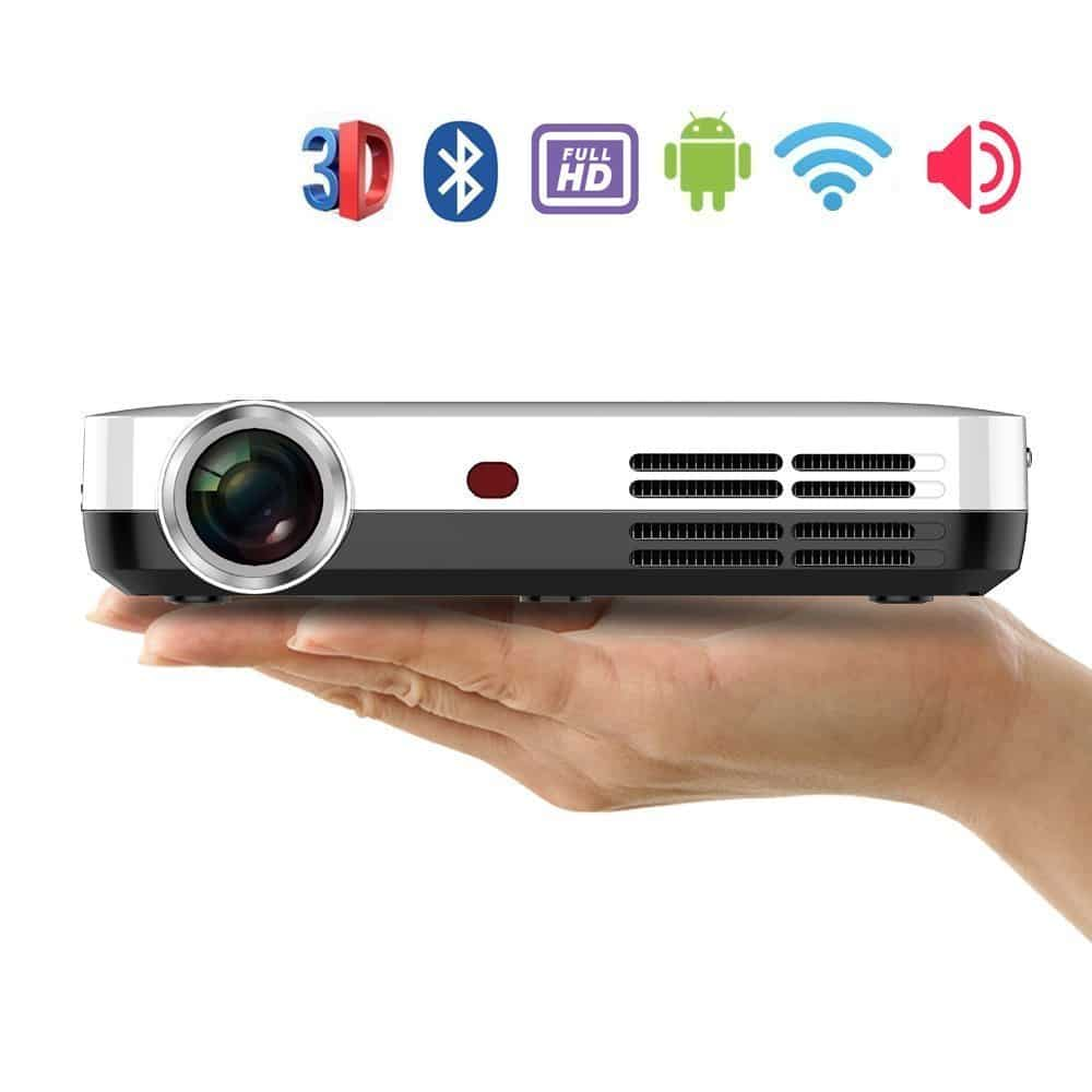 ▷ Meilleur Mini videoprojecteur Foxcesd  • Test • Avis • Comparatif