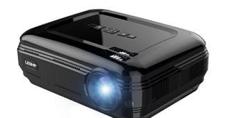 Mini videoprojecteur LESHP