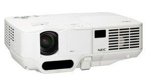 Mini videoprojecteur NEC